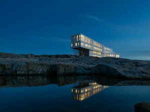 Fogo Island Inn (Joe Batts Arm, Newfoundland)