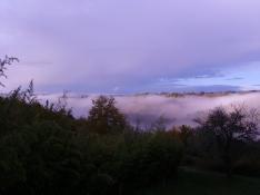 Morning Sky - France November 2015