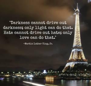Eiffel Tower MLK