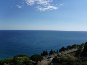 Mediterranean vista - Grand Hotel San Michel, Italy