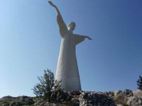 Cristo Redentore, Maratea, Italy