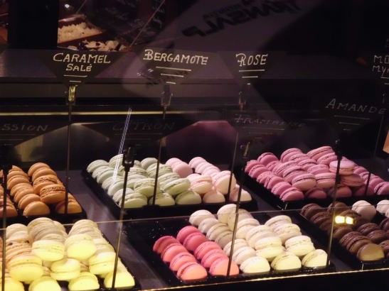 Macarons - sweets of France