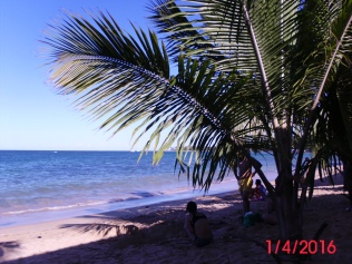 Las Terrenas, DR January 2015