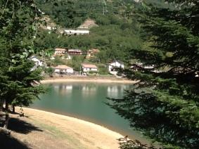 Lago Sirino, Italy