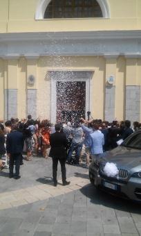 Italian wedding, Lagonegro