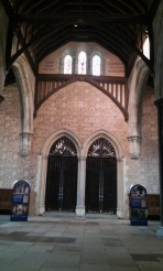Doors in the Great Hall