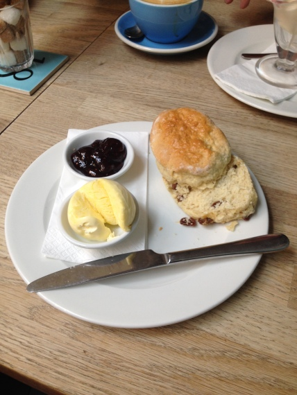 Another cream tea