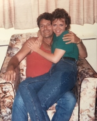 Sherry and Dad